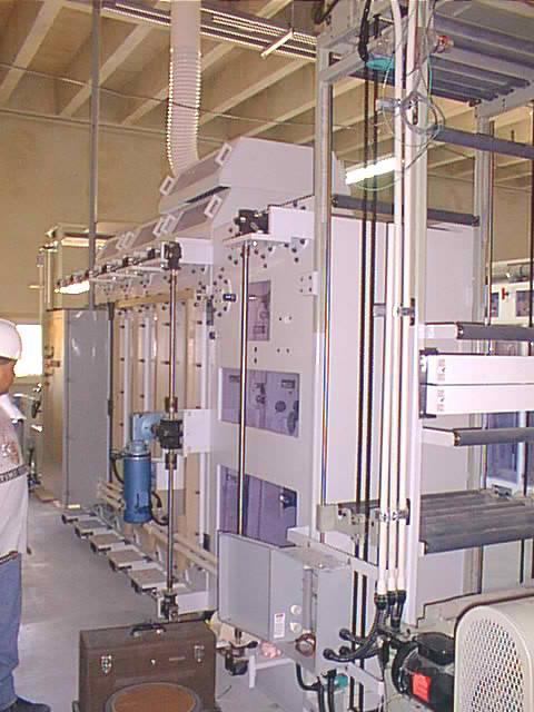 conveyorized equipment